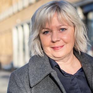 Kommunalsjef Anne Kari Thorsrud