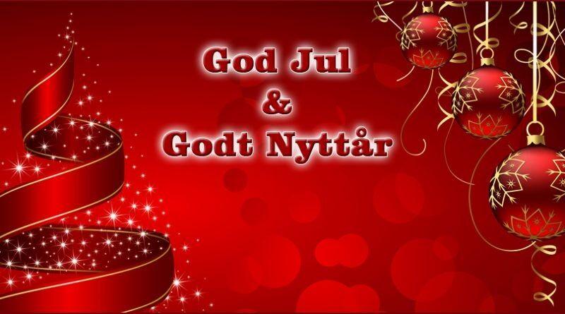 God jul - Godt nyttår