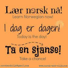 lære norsk 2 2021