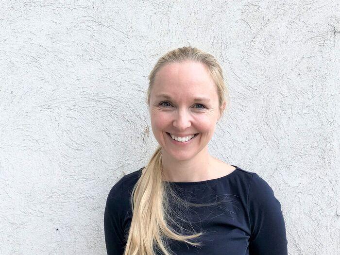 PROSJEKTLEDER. Lisa Aarhus er spesialist i arbeidsmedisin og leder de nye studiene på yrkesstøy ved Statens Arbeidsmiljøinstitutt. Foto. Bjørg Engdahl