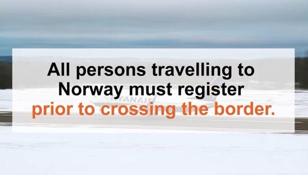Innreise til Norge