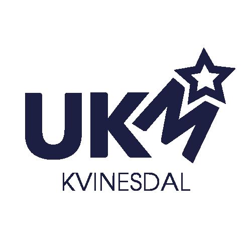 Logo UKM Kvinesdal