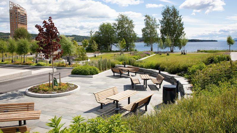 Liker du å jobbe ute? Nå kan du søke sommerjobb i parkavdelingen!