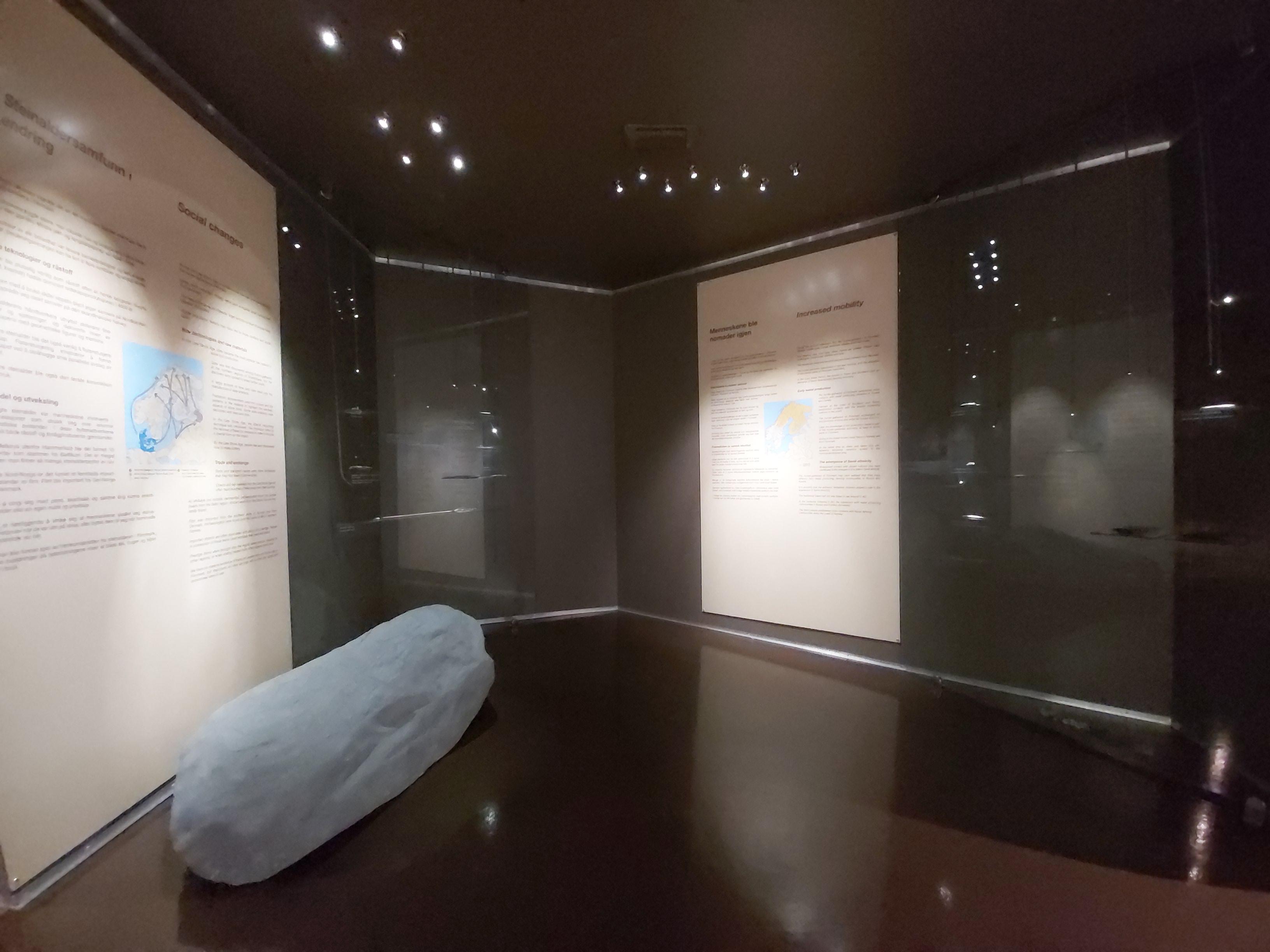 Utstilling Arktisk steinalder