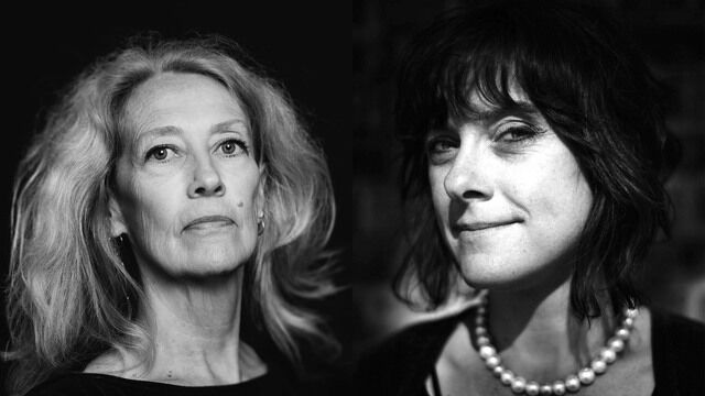 Portrettbilete Katrine Sele og Marit O. Kaldhol