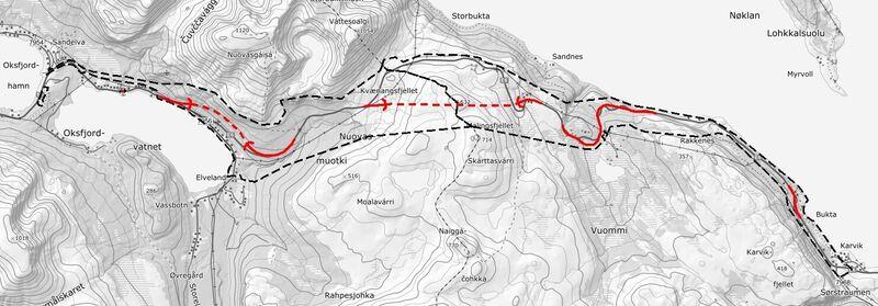 Kvænangsfjellet planområde[1]