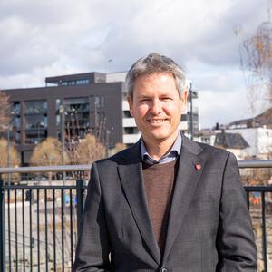 Kommunalsjef Sverre Rudjord