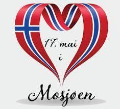 Logo 17. mai i Mosjøen