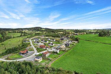Bilde av tomteprosjektet Almslia i Ringsaker kommune
