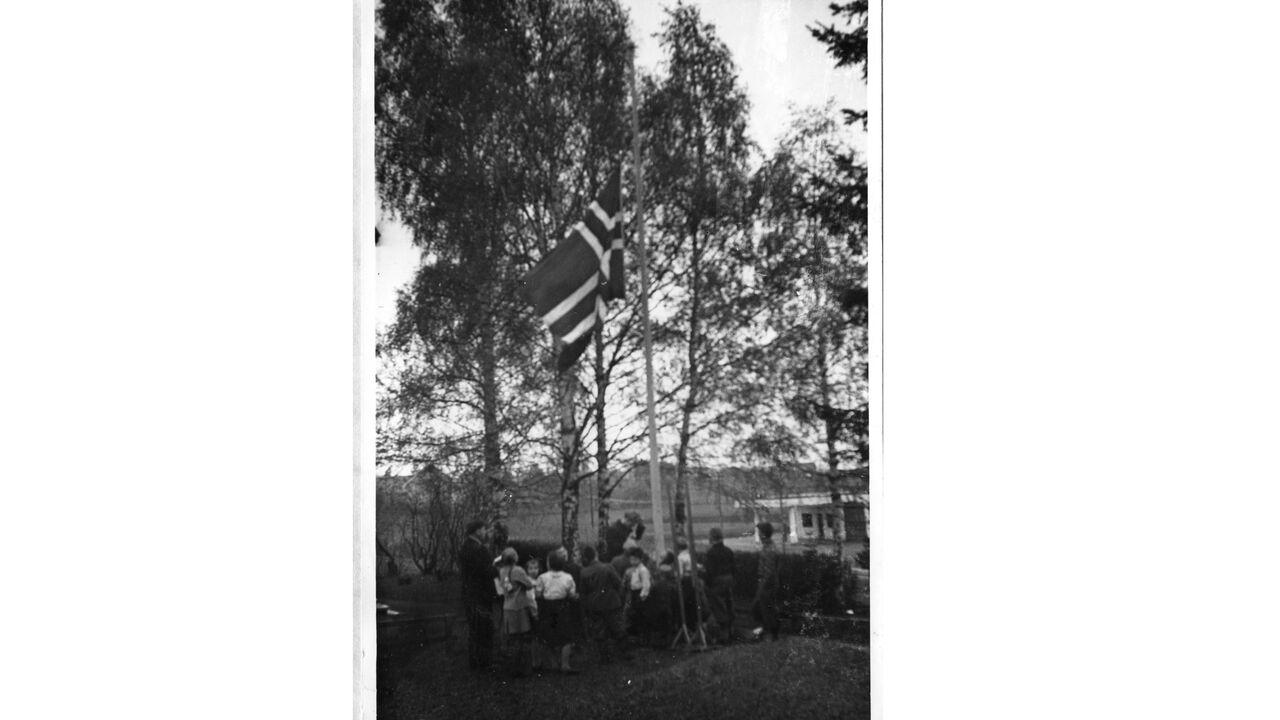 Tvangsevakuerte Finnmarkinger på Toten