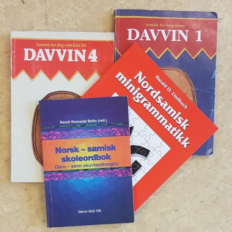 samisk bøker