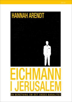 Eichmann i Jerusalem med ramme