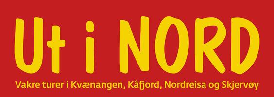 Ut i NORD (Undertekst) RGB (gul på rød)