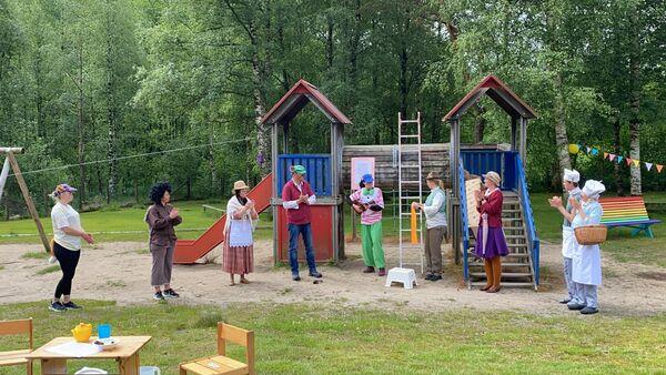 Åmotsmarka barnehage Hakkebakkeskogen