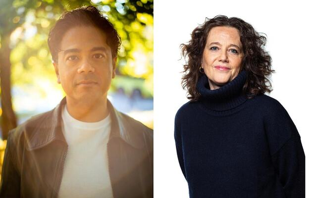 Yohan Shanmugaratnam og Cora Alexa Døving