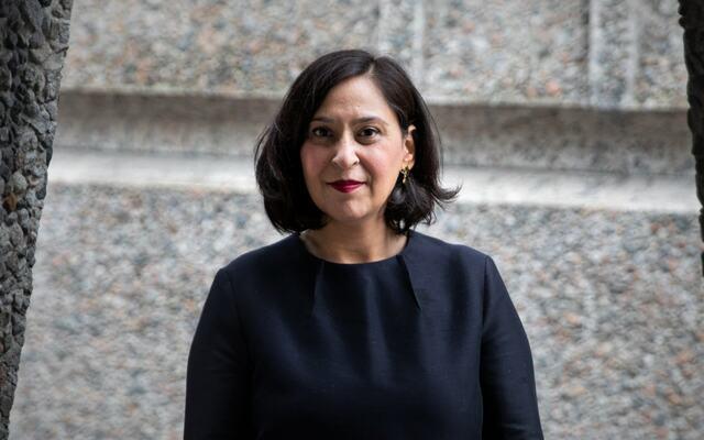 Nazneen-Khan-Ostrem foto: Mina Brynildsen Raege