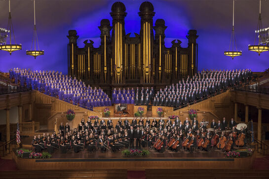 Tabelnachel choir - image
