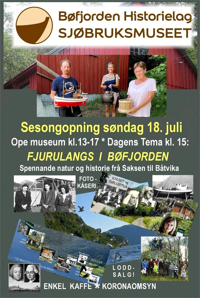 0718 Plakat Museet