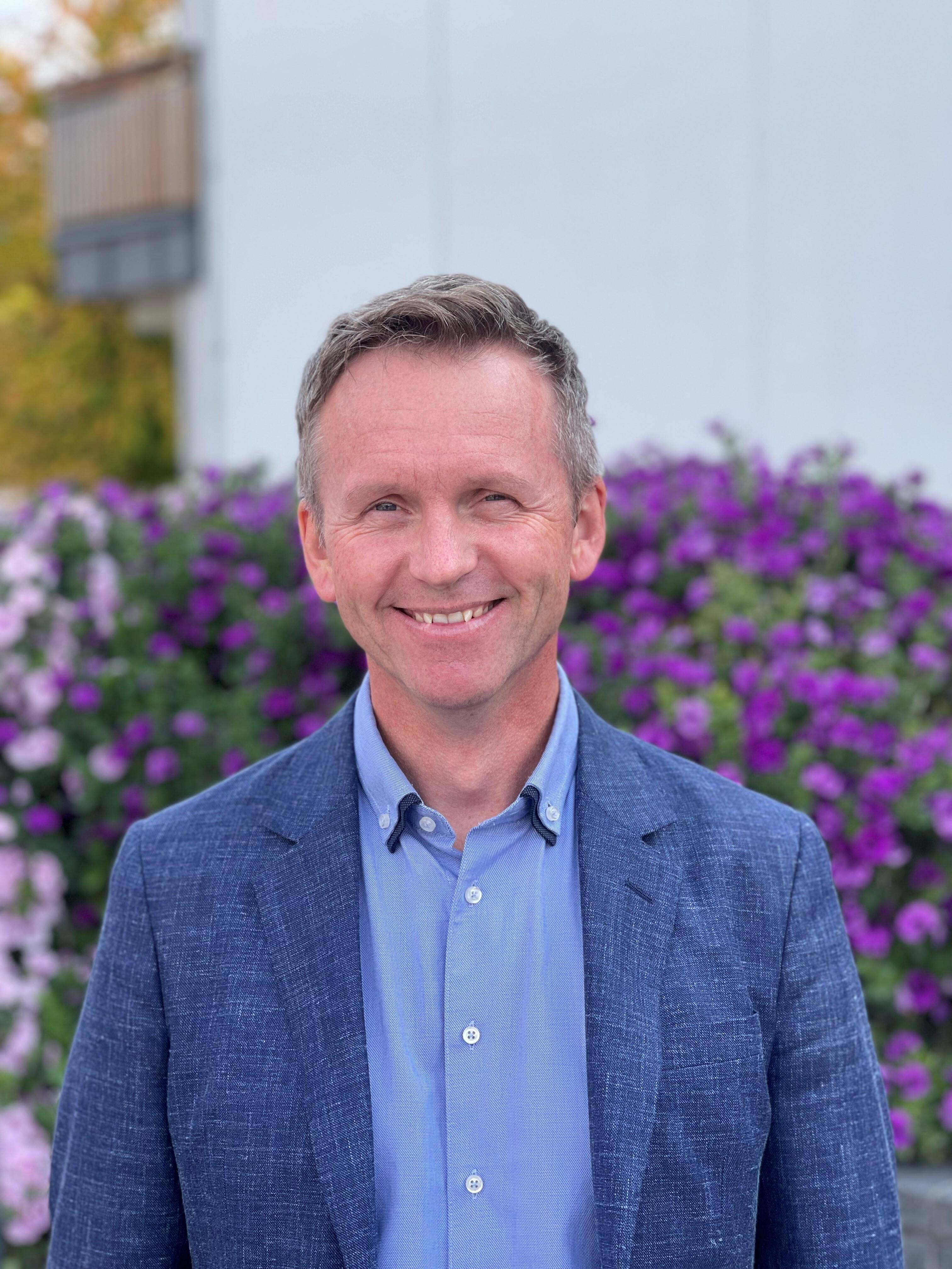 Næringssjef Ove Gjesdal