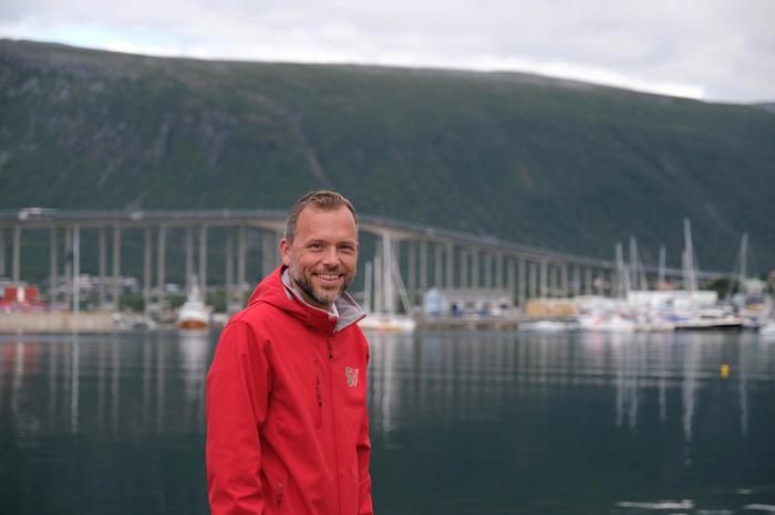 SIER JA. SV og Audun Lysbakken mener en nasjonal hørselsplan er riktig og viktig. Foto. SV