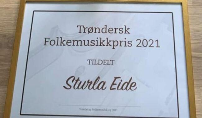 Trøndersk folkemusikkpris