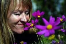 Duften av blomster
