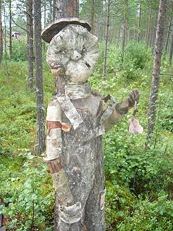 Kierikki,Finland,Spirits,Stone Age