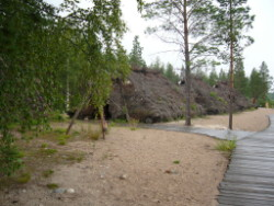 Kierikki,Finland,Soumi,Stone Age,forest,wilderness,Oulu