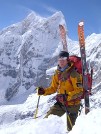 Fredrik Ericsson,Sweden,Mount Everest,K2