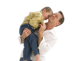 Livskvalitet skilte fedre